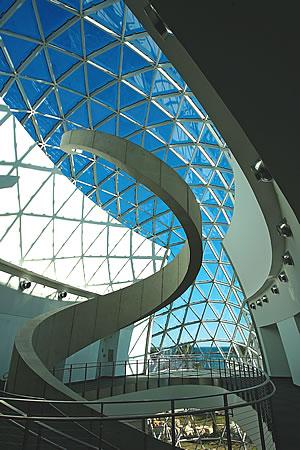 Dali Museum helix